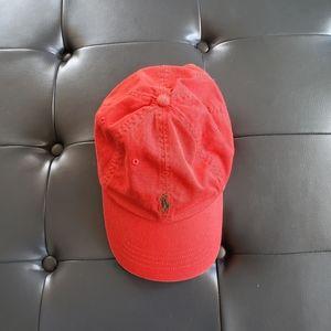 Polo Ralph Lauren Red Cap